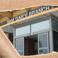 Sam Gary Branch, Denver Public Library at Stapleton