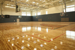 Central Park Rec Center Basketball Court