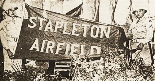 Stapleton Airfield