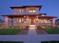 NuWest Custom homes at Stapleton