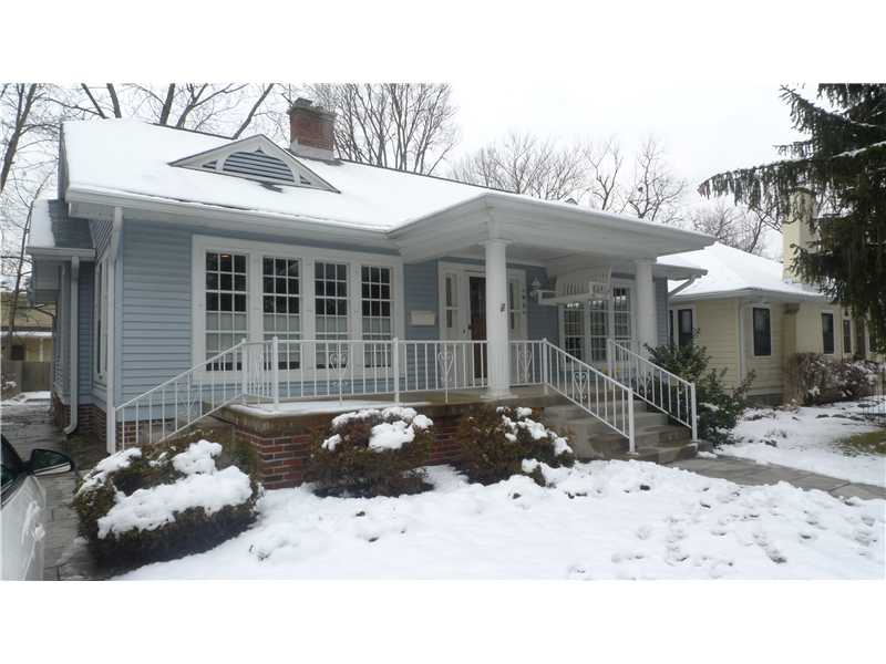 Historic Irvington Bungalow