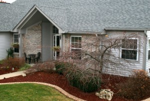 Cobblestone Spring Home in Avon Indiana