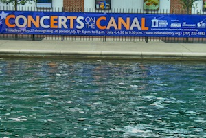 Concerts on the Canal Indianapolis