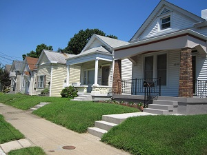 Germantown Neighborhood in Louisville KY