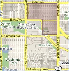 Cherry Creek Denver Neighborhood Profile