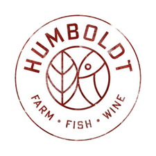 Humboldt Farm, Fish and Wine Logo