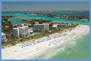 Longboat Key beachfront condominiums