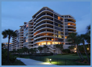 Condominiums at L Ambiance on Longboat Key