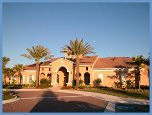 Gated Community of Sarasota, Florida