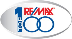 Top 100 agents in Canada with RE/MAX