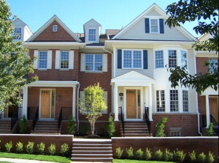 Luxury Townhomes in Morristown NJ - De Hart Place