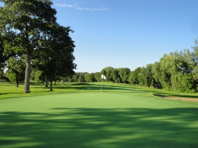 golf course turned into homes in eagan mn