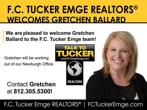 Please Welcome Gretchen Ballard to the Tucker Team!