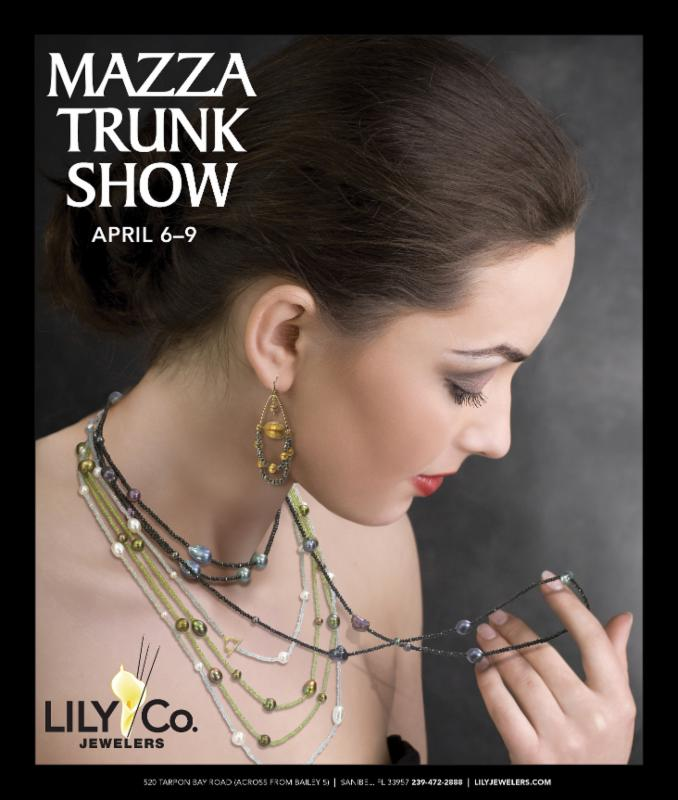 mazza trunk show