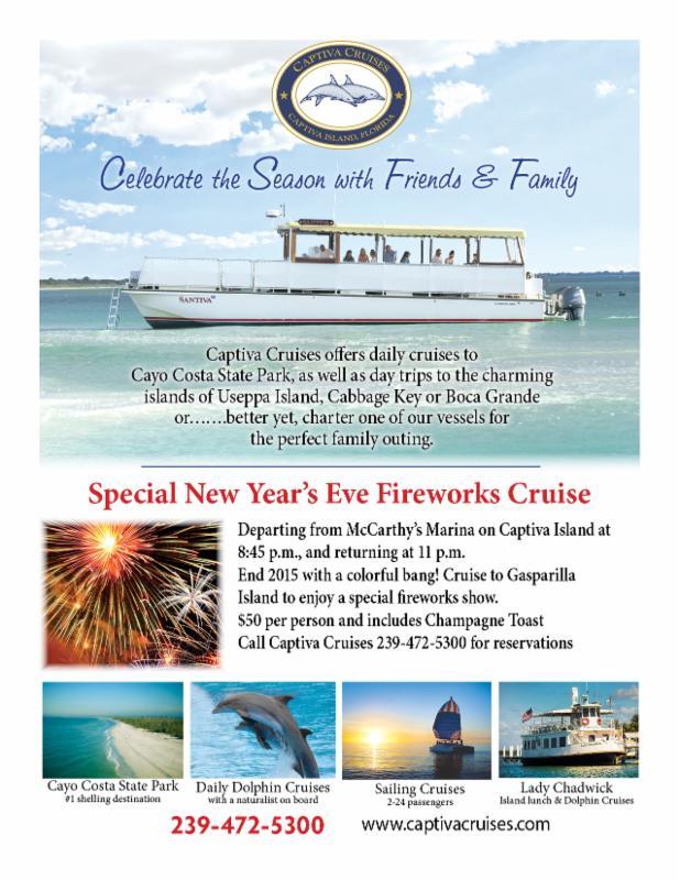 new years boat cruise 2015