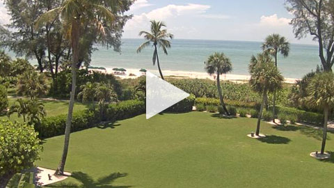 Sanibel Island South Webcam