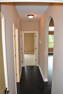 Bedroom Hallways