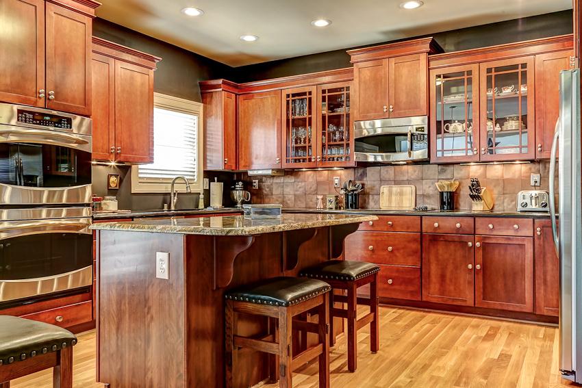 漂亮的厨房