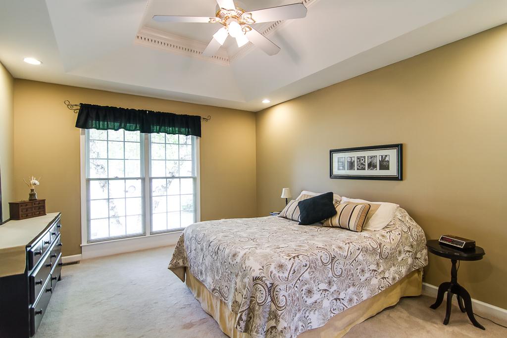 1309 Nightingale Lane Goshen, KY Master Bedroom