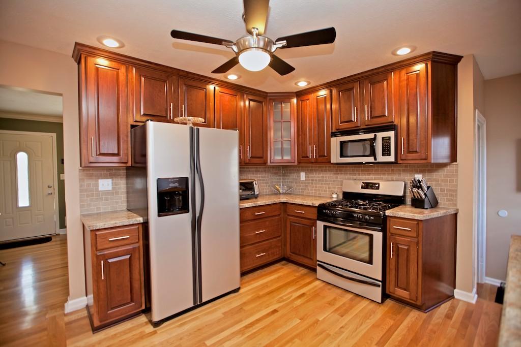 Tastefully Updated Kitchen
