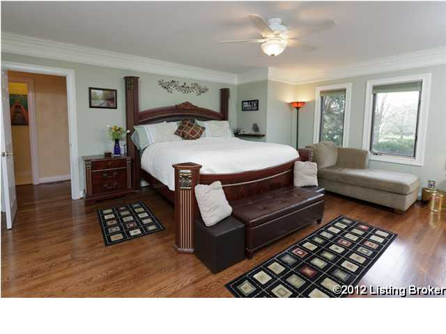 7510 Cantrell Drive Crestwood, Kentucky 40014 Master Bedroom