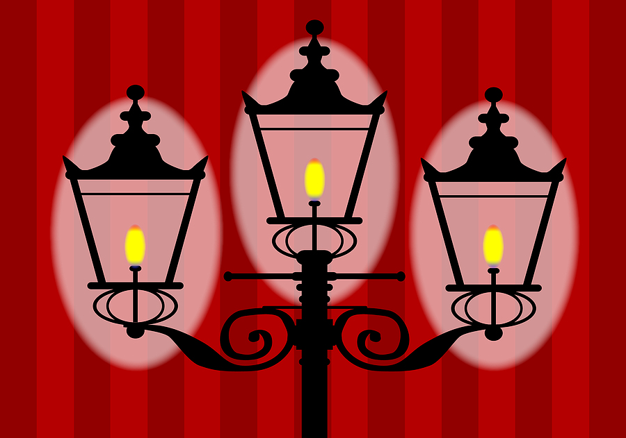 煤气灯节日Jeffersontown