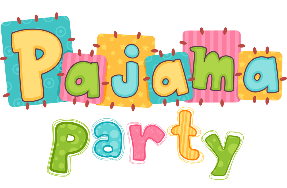 Noosh Nosh Pajama Party