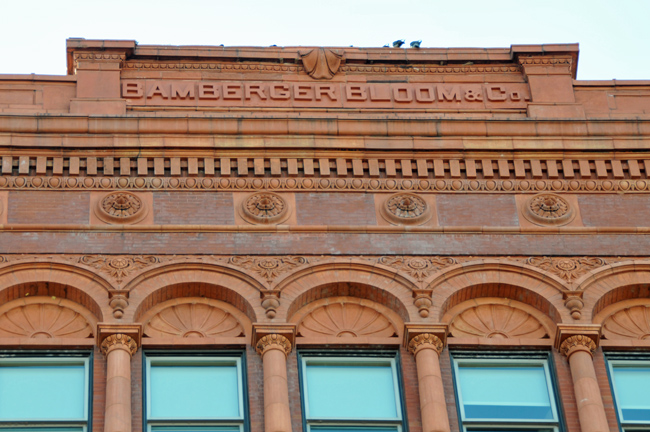 Bamberger Bloom & Co Building Main St Louisville KY
