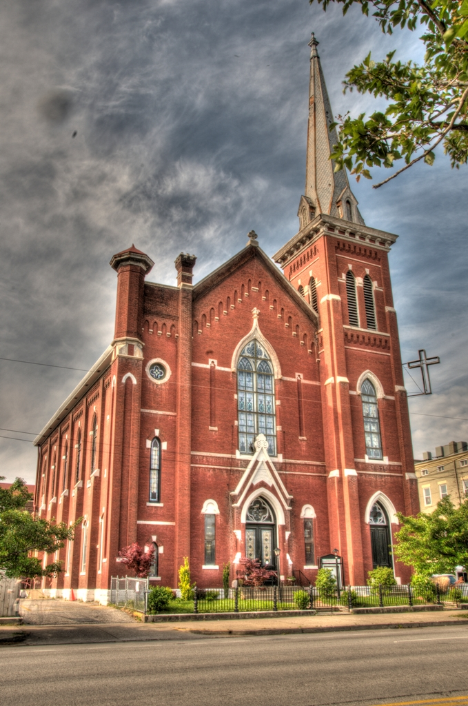 Louisville Church Architecture