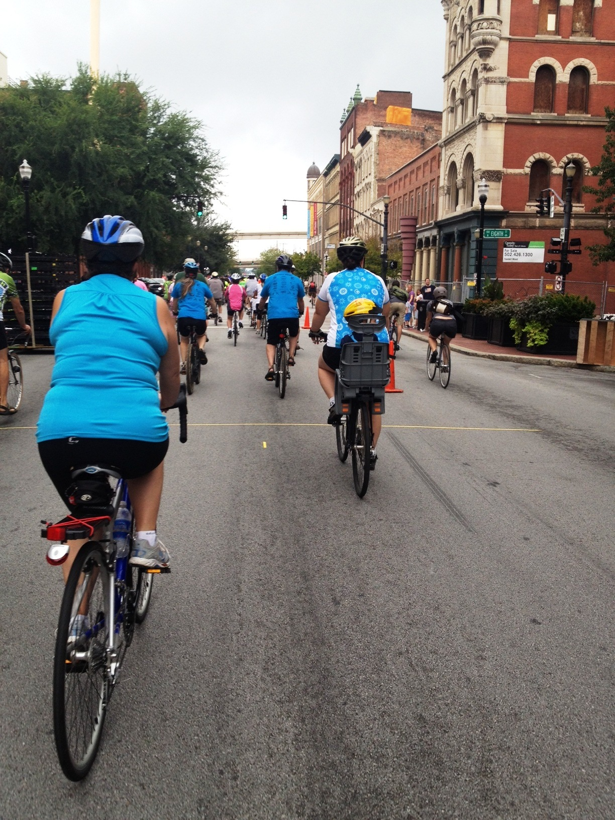 Louisville Mayors Labor Day Ride