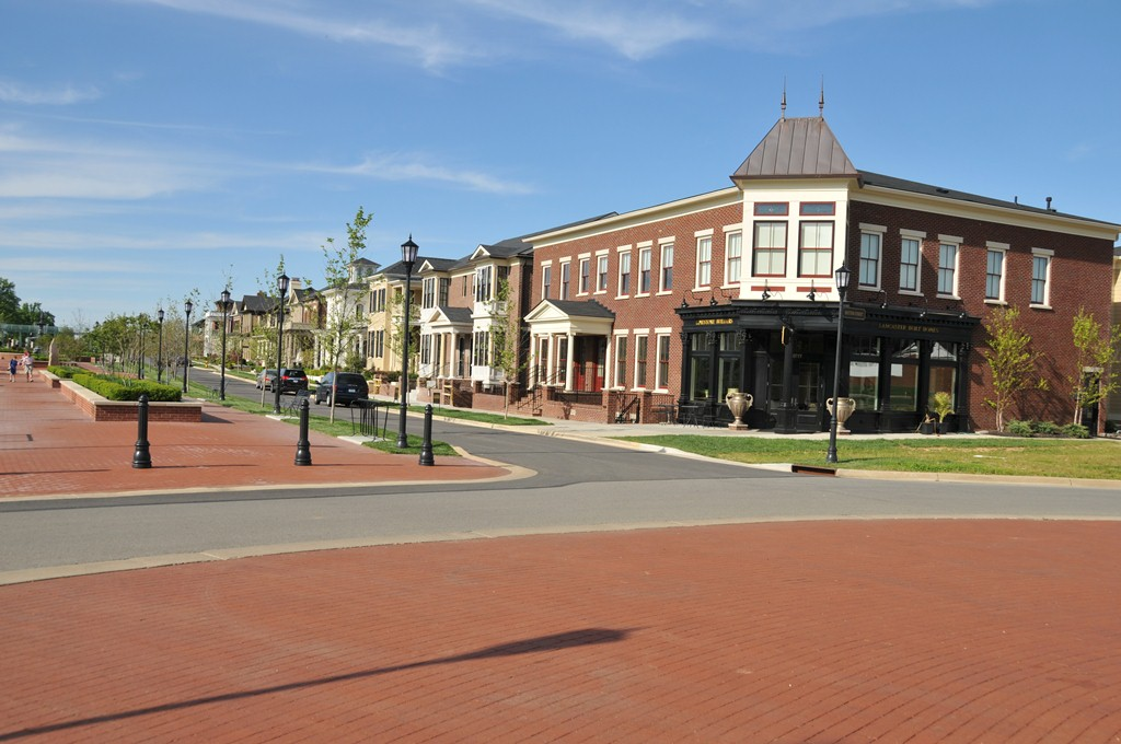 Retail Area Norton Commons