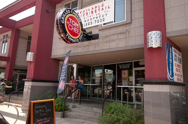 Tom + Chee The Highlands Louisville KY