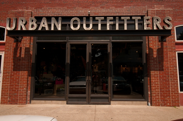 Urban Outfitters Louisville Highlands
