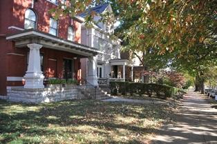 Louisville Cherokee Triangle Homes