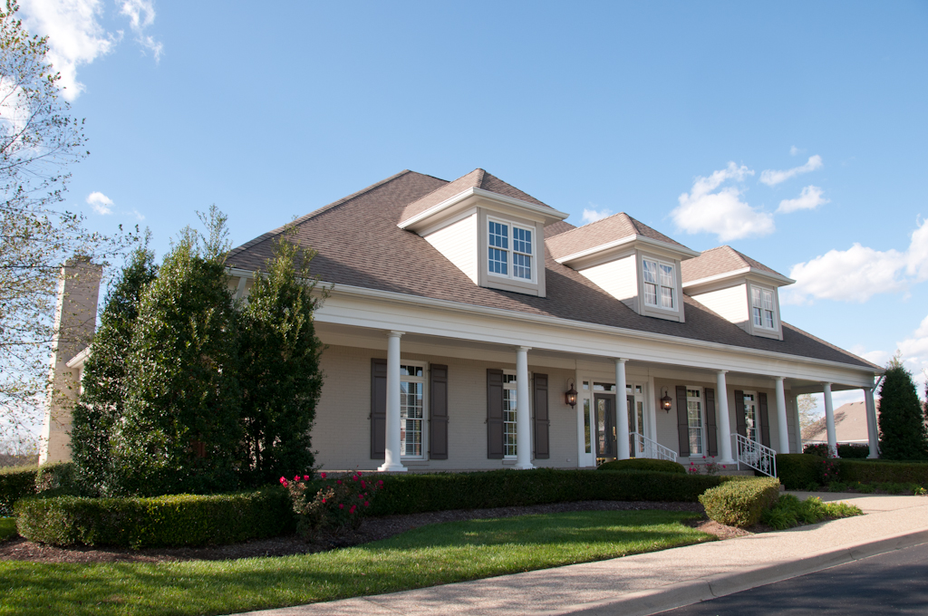 Hillcrest Clubhouse Oldham County Homes