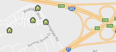 Asbury Park Map
