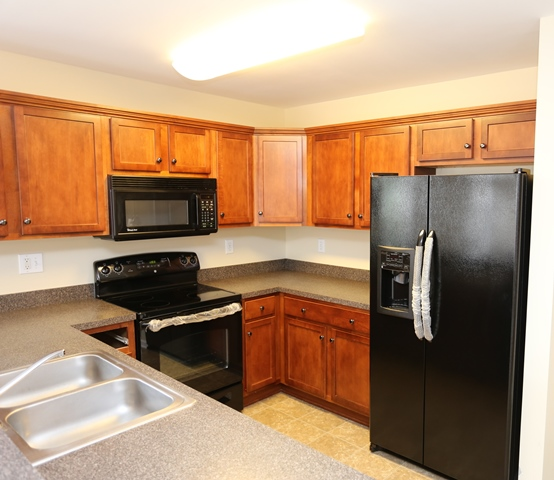 Kitchen at 8519 William Cummins