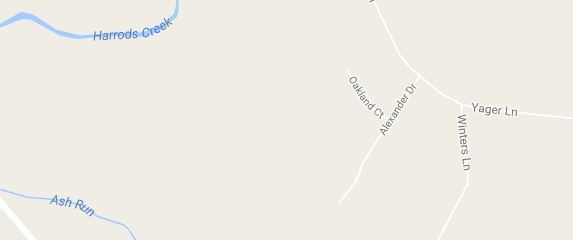 Duncan Oaks Map