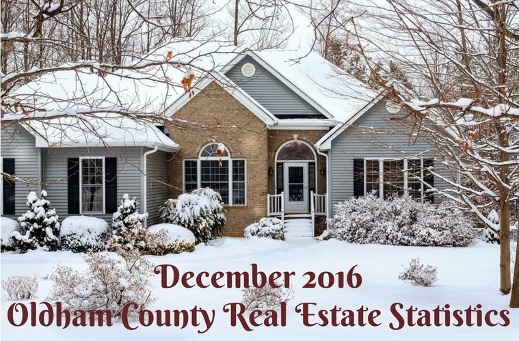 Oldham County KY Real Estate Statistics