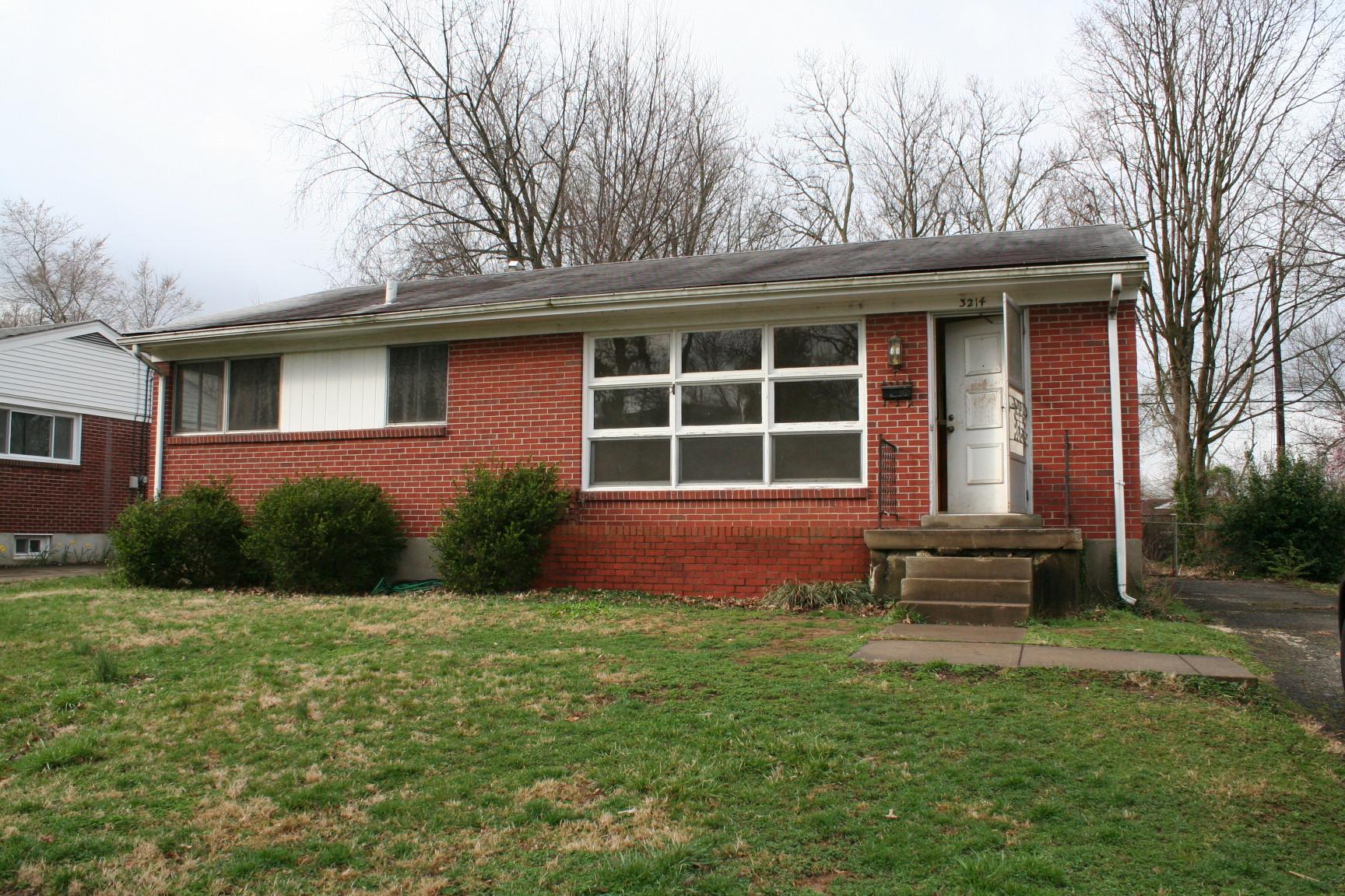 Fixer-Upper Home in Louisville