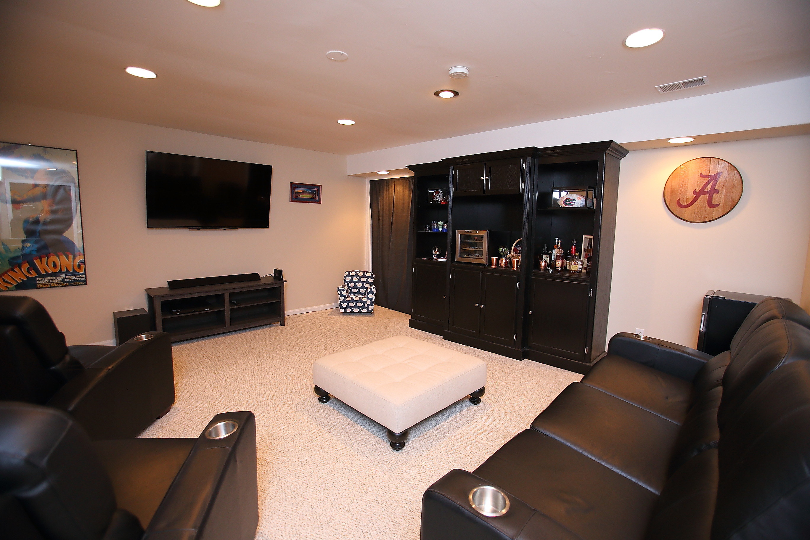9823 White Blossom Blvd Basement