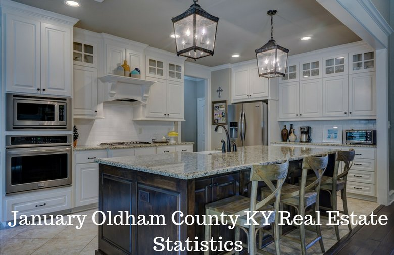 January 2016 Oldham County Real Estate Statistics