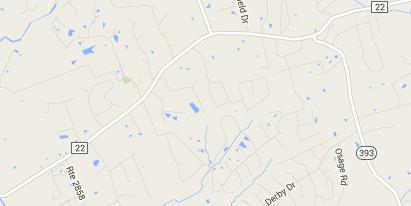Croftboro Farms Map