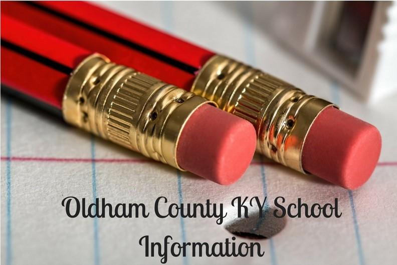 Oldham County KY Schools