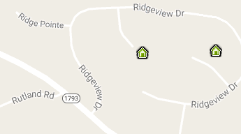 Ridgeview Place Map