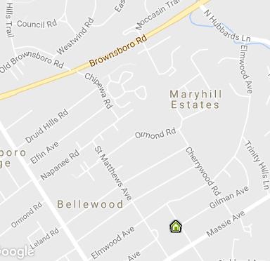 Bellewood St Matthews KY