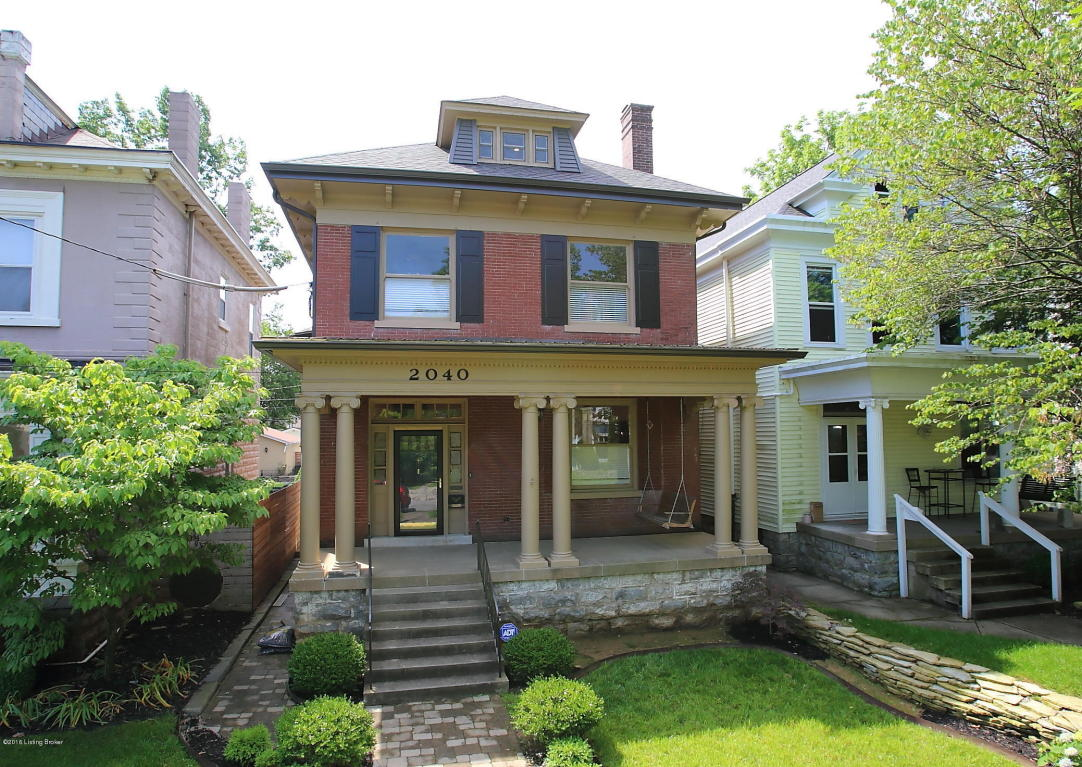 2040 Sherwood Avenue Front