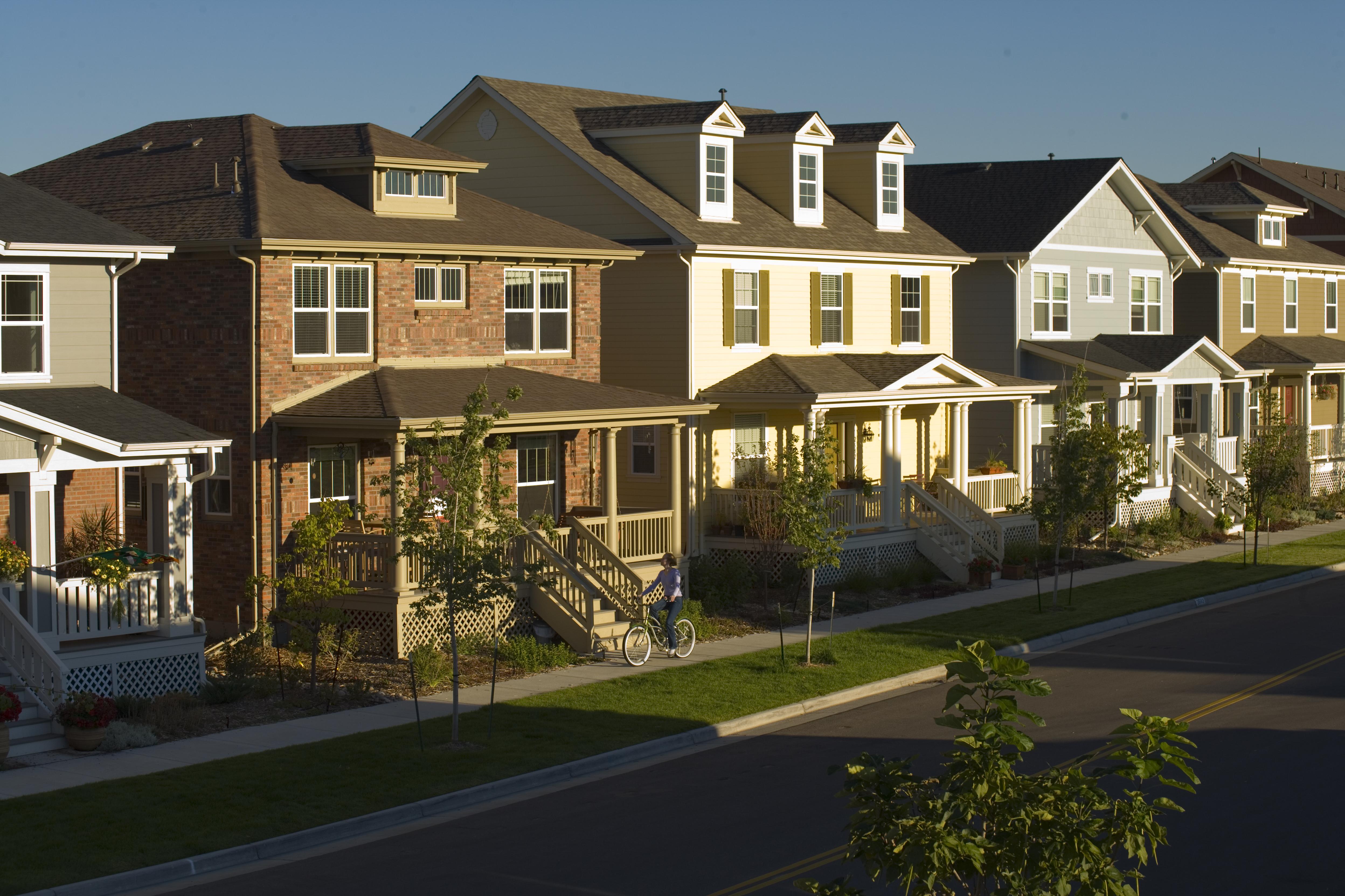 Energy Efficient homes in Stapleton