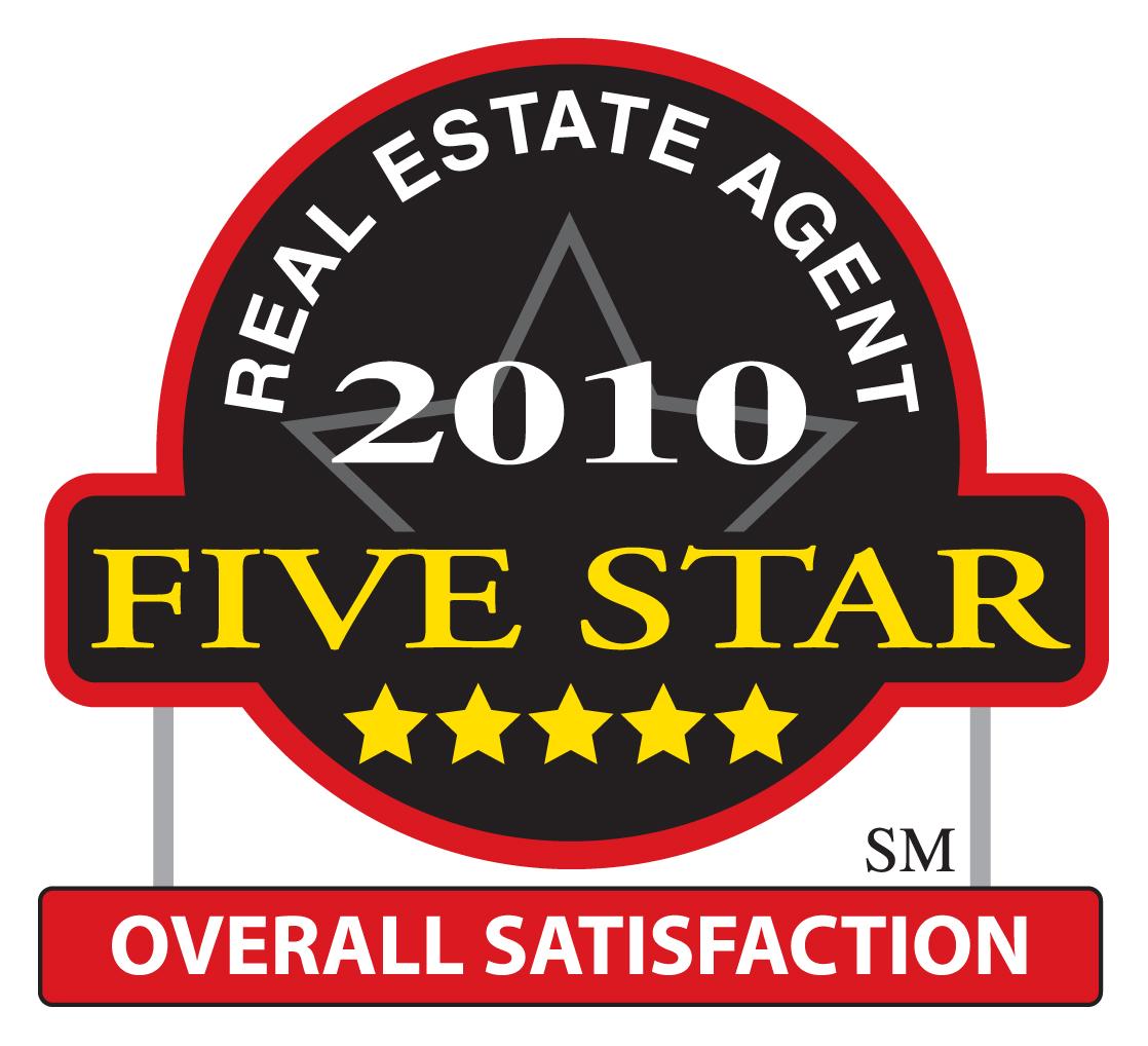 Five Star Real Estate Award