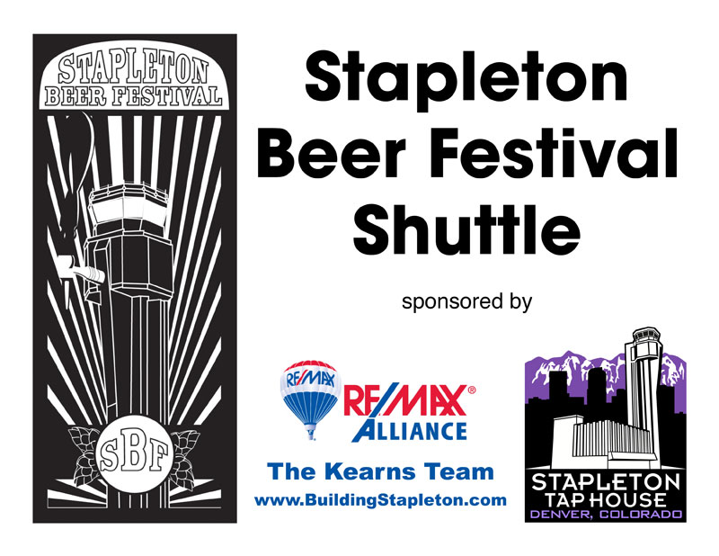 Stapleton Beer Festival Shuttle